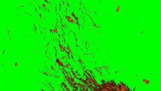 getlinkyoutube.com-Real Fire Cinders - Croma Key FX (Green Blue & Black)
