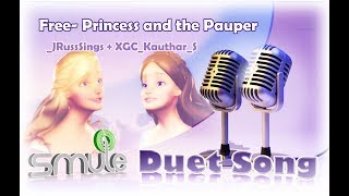 [Cover | Duet Song] Free | Barbie As The Princess And The Pauper