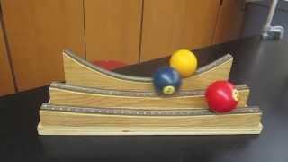 getlinkyoutube.com-Stringless pendulums/// Homemade Science with Bruce Yeany
