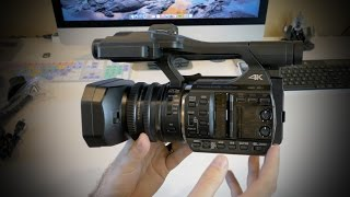 getlinkyoutube.com-Panasonic HC-X1000 Unboxing/First Look