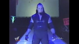 "getlinkyoutube.com-Undertaker 1999 Era ""Corporate Ministry"" Vol. 5 (2/2)"
