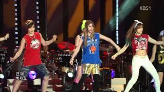 getlinkyoutube.com-130609 T-ara N4 - Jeon Won Diary (feat.태운 of SPEED) @ Open Concert [1080p]