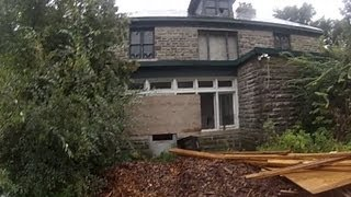getlinkyoutube.com-Exploring an Abandoned Manor House in Whitby, Ontario