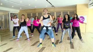 getlinkyoutube.com-Na Na Na Na - J Star @Happiness Workout class by Karan Jodhani