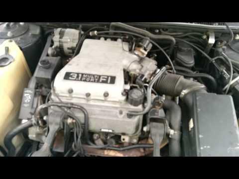 1992 Бьюик Регал 3.1 глохнет двигатель