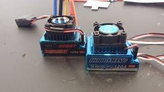 hobbywing XERUN 120A V2.1 (CLONES) HD