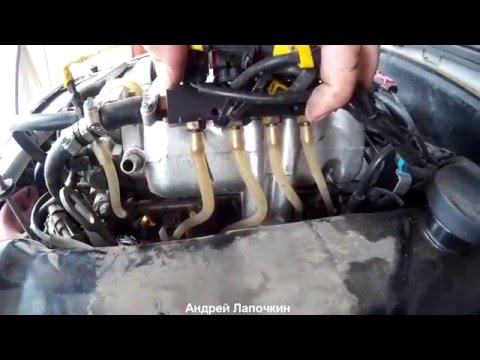 Отзыв о Chevrolet Niva с ГБО. Замена гидронатяжителя цепи на механический Chevrolet Niva, НИВА 21214