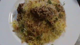 getlinkyoutube.com-Kache Gosh ki Biriyani recipe
