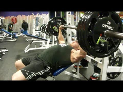 Chest and Biceps Ultimate Growth Workout 21 Weeks