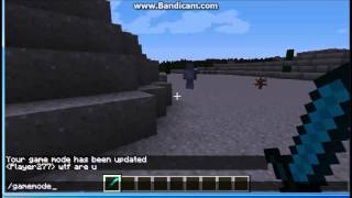 getlinkyoutube.com-Minecraft Null Sighting #3 (Null/Herobrine) + weird silver guy