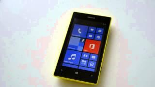 getlinkyoutube.com-Nokia Lumia 520, un rápido análisis en Español