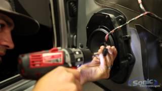 getlinkyoutube.com-Charger SRT8 Install | Full Alpine, Kicker, Clarion Car Audio System