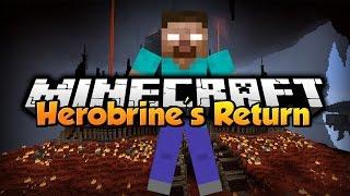 getlinkyoutube.com-Minecraft - Herobrine's Return [Ep.1]
