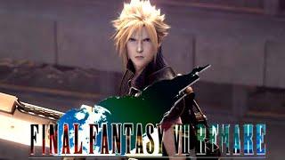 getlinkyoutube.com-Final Fantasy 7 Remake E3 2015 Reaction!