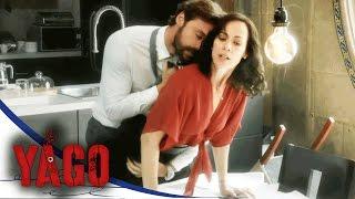 Yago y Sara se dejan llevar y viven un momento de pasión   Yago - Televisa