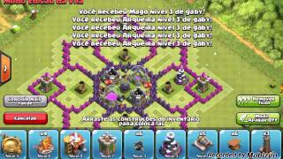 getlinkyoutube.com-Clash of Clans Melhor Layout de Farm Cv8
