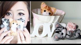 getlinkyoutube.com-Make a Cute Kitty!