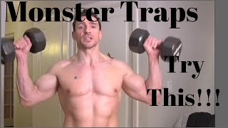 Monster Traps How to Get Big Traps