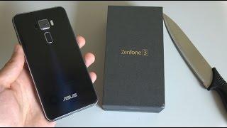 Asus Zenfone 3 - Unboxing