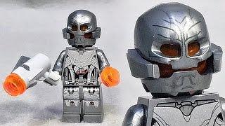 getlinkyoutube.com-decool 어벤져스 얼티메이트 울트론 비브라늄 레고 짝퉁 미니피겨 Lego knockoff avengers ultimate ultron