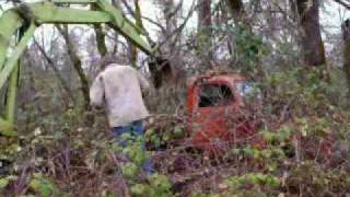 """getlinkyoutube.com-Redneck Restoration's """"This Old Truck"""" Crusher Rescue 37 Chevy, 59 International and 48 GMC"""