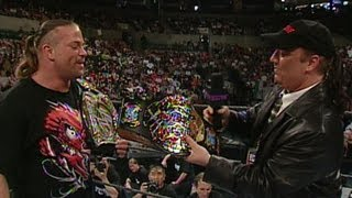 getlinkyoutube.com-Paul Heyman awards RVD with the ECW World Heavyweight