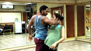 Radhika Apte Hot Dance Session With Terence Lewis !!