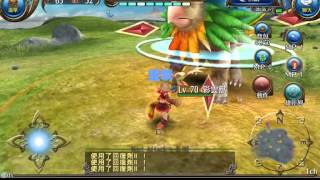 getlinkyoutube.com-【トーラム】托蘭異世錄Toram Online RPG 拳魔 單刷 彩雲獸 By w01