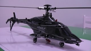 Review: Walkera Airwolf 200SD3 unboxing