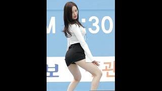 getlinkyoutube.com-[16.09.25] 달샤벳(Dalshabet) 우희-조커(Joker) [안산 희망마라톤] 직캠 by 포에버