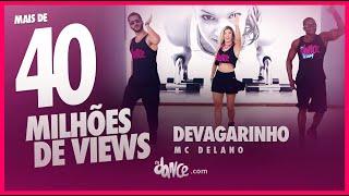 getlinkyoutube.com-Mc Delano - Devagarinho - FitDance | Coreografia | Choreography (versão Alisson Max)