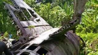 getlinkyoutube.com-Yamamoto's Plane Wreck