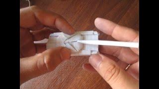 getlinkyoutube.com-Оригами - Танк Т80