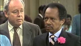 """getlinkyoutube.com-The """"N"""" Word Unbleeped, All in the Family/ George Jefferson"""