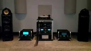 getlinkyoutube.com-McIntosh Amps / B&W Speakers