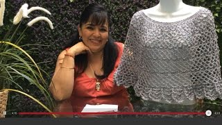 getlinkyoutube.com-CAPITA GRIS - Tejiendo con LAURA CEPEDA