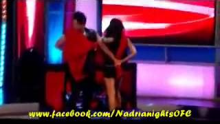 getlinkyoutube.com-Nadine Lustre Dance Showdown with Aj Muhlach