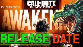 getlinkyoutube.com-Black Ops 3 DLC 1 AWAKENING RELEASE DATE THEORY!, Der Eisendrachen Release Date Speculation?