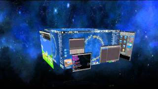 getlinkyoutube.com-ubuntu 3D Desktop (Cube) (KDE & Compiz Fusion & CairoDock) fullHD 1080p