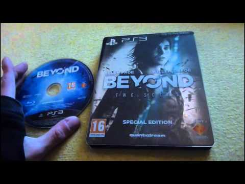 Beyond Two Souls - Special Edition Unboxing + Trailer (German/HD)