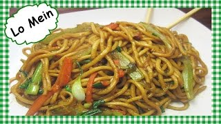 getlinkyoutube.com-How to Make The Best Chinese Lo Mein ~ Chinese Food Recipe