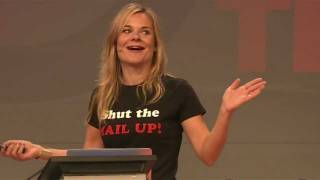 TEDxVienna - Anitra Eggler - E-mail makes you stupid, poor and sick!