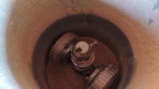 getlinkyoutube.com-Peletirka - homemade small pellet mill