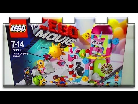 LEGO the movie - LEGO la película - Set #70803 Cloud Cuckoo