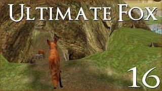 getlinkyoutube.com-A Hungry Mother Fox!! • Ultimate Fox Simulator - Episode #16