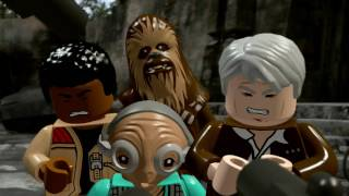 LEGO Star Wars: The Force Awakens - E3 2016 Trailer