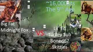 getlinkyoutube.com-7: 16000pt Super Mega Battle
