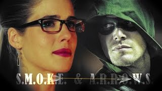 getlinkyoutube.com-Smoke ✗ Arrows: The Olicity Trailer