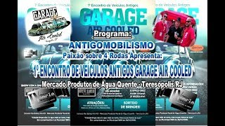 1º Encontro GARAGE Air Cooled