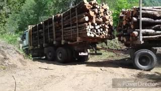 getlinkyoutube.com-Camiones forestales chile
